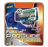 ジレット プログライドパワー 専用替刃 8B