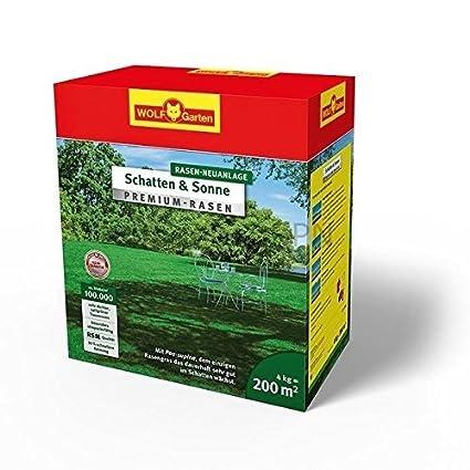 WOLF-Garten - Premium-Rasen »Schatten & Sonne«LP 200; 3820050