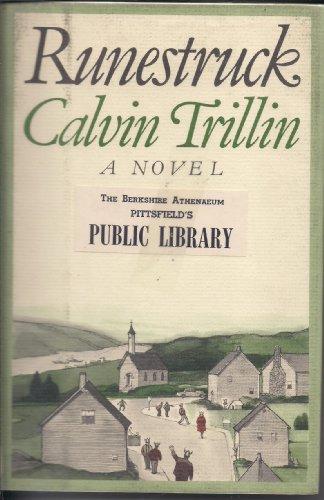 Runestruck Book By Calvin Trillin