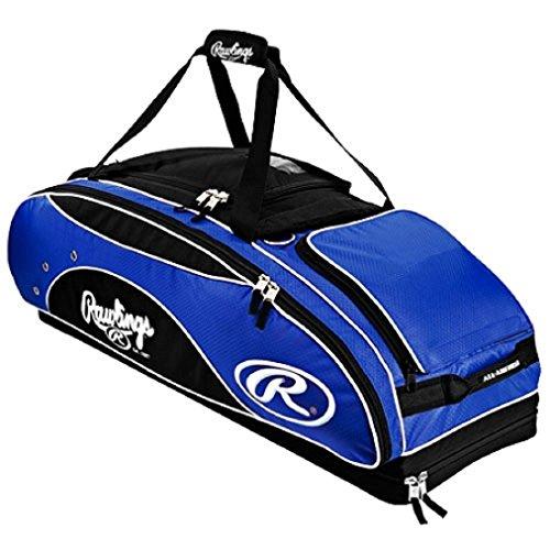 Rawlings All American Player Bag, Black/Black by Rawlings