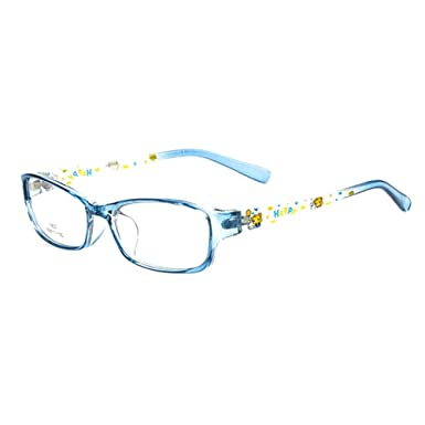 187778665c Kids Glasses Frame - Children Eyeglasses Clear Lens Retro Reading Eyewear  for Girls Boys - Juleya  112207  Amazon.co.uk  Clothing