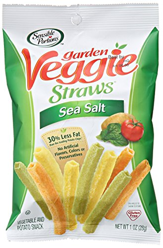 Sensible Portions Garden Veggie Straws product image