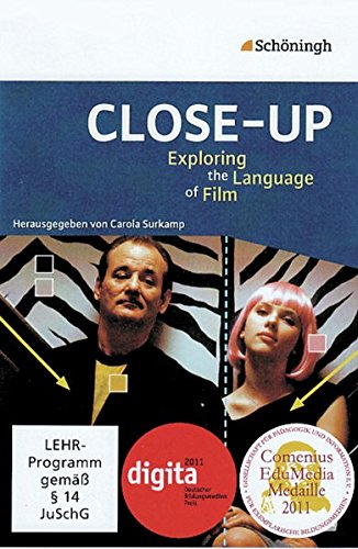 Close-Up: Exploring the Language of Film: Lernsoftware - DVD-ROM