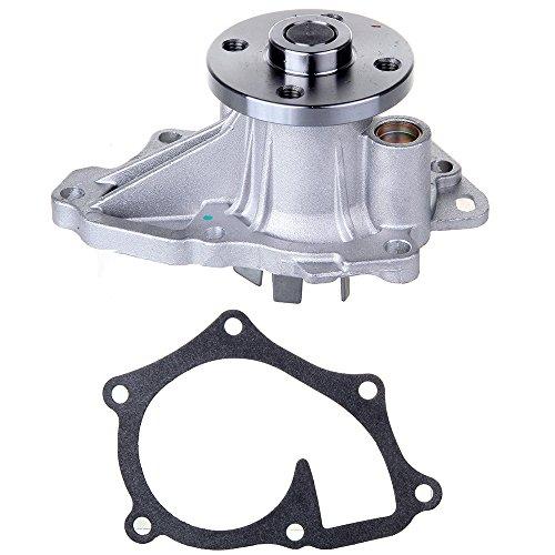 Engine Water Pump With Gasket, ECCPP Fits 2005-2010 Lexus HS250h Pontiac 2001-2013 Toyota Matrix cAMRY 2.0L 2.4L