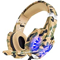 BENGOO Stereo Gaming Headset for PS4, PC, Xbox One...