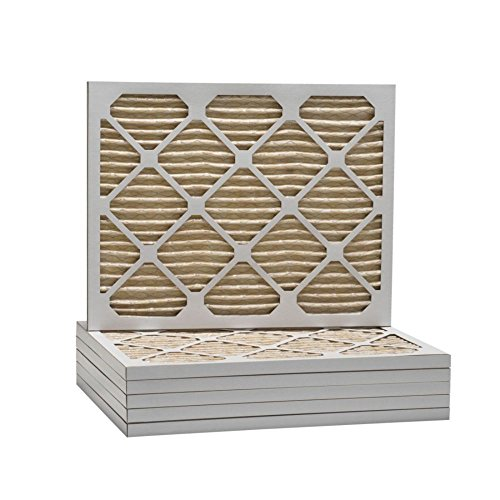 "ComfortUp WP15S.012537 - 25"" x 37"" x 1 MERV 11 Pleated Air Filter - 6 pack"