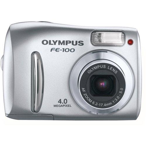 Olympus FE-100 4MP Digital Camera with 2.8x Optical Zoom