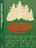 Mathematical Programming for Natural Resource Management 9780070185524
