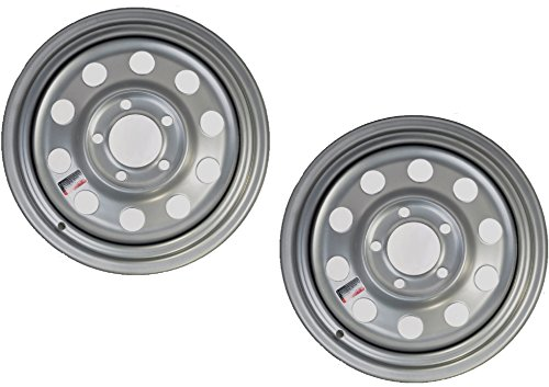 15 trailer wheels - 8