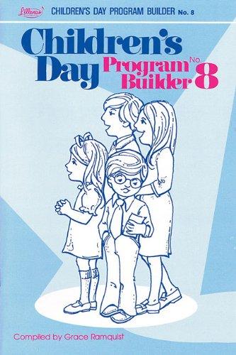 Children's Day Program Builder No. 8