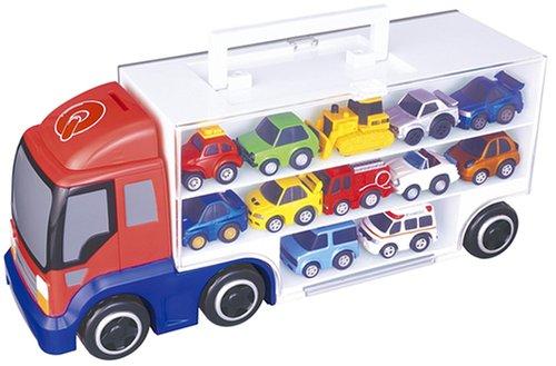 チョロQ コレクションケース(大型トラック)