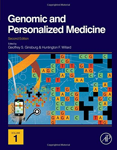 Genomic And Personalized Medicine  Second Edition  V1 2
