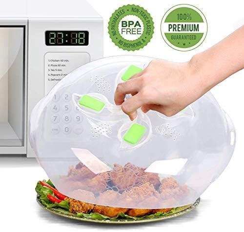 Amazon.com: Cubierta para placa de microondas – Función de ...