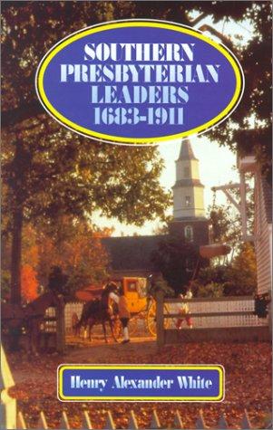 Download Southern Presbyterian Leaders PDF
