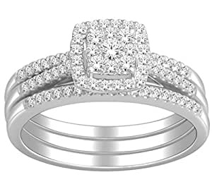 Diamond Wedding Ring Tattoos