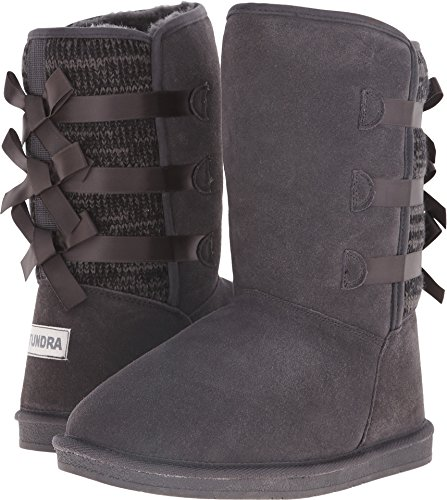 Tundra Womens Gerri Winter Boot Grey hfPwc