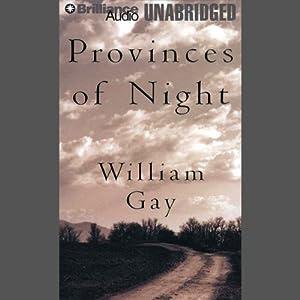 Provinces of Night Audiobook
