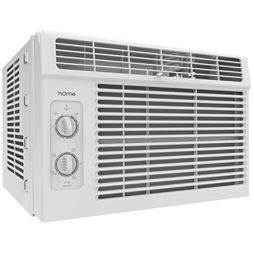 - hOmeLabs Window Air Conditioner - 5000 BTU AC Unit 7 Speed Fan