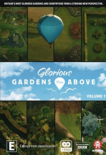 (Glorious Gardens from Above Vol.1 Cornwall N.Wales [NON-USA Format / PAL / Region 4 Import - Australia])