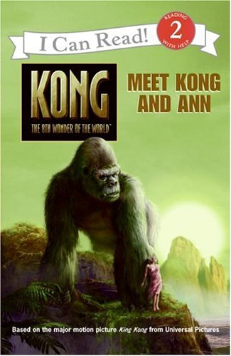 King Kong: Meet Kong and Ann (I Can Read Book 2) by HarperCollins