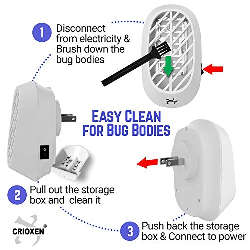 Buy indoor mosquito zapper