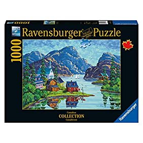 Ravensburger The Saguenay Fjord Canadian Collection Canadienne Puzzle (1000-Piece)
