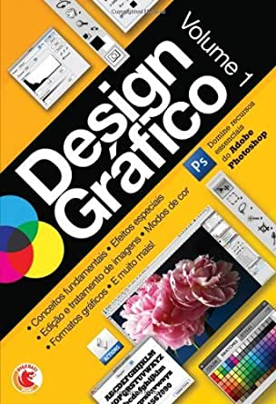 Amazon.com: Design Gráfico – vol 1 (Portuguese Edition