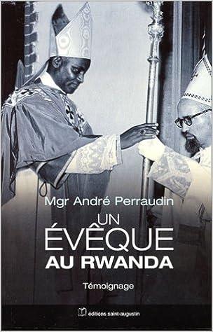 Lire Un évêque au Rwanda pdf, epub ebook