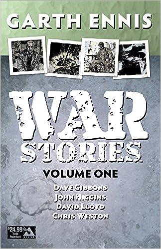 garth ennis war stories vol 1 v 1