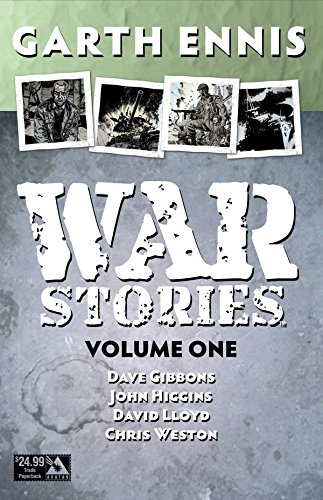 War Stories Volume 1 (New Edition) (War Stories Tp Avatar Ed)
