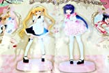 Rewrite a scene figure maid ver. Rewrite anime Fleurs (with all two full set + Poster bonus)