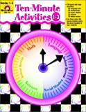 Ten-Minute Activities, Grades 1-3, Evan-Moor, 1557997942