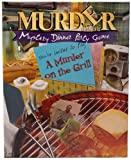 Murder Mystery Party Games - A Murder on the Grill