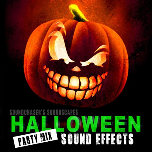Halloween Sound Effects - Party Mix of -