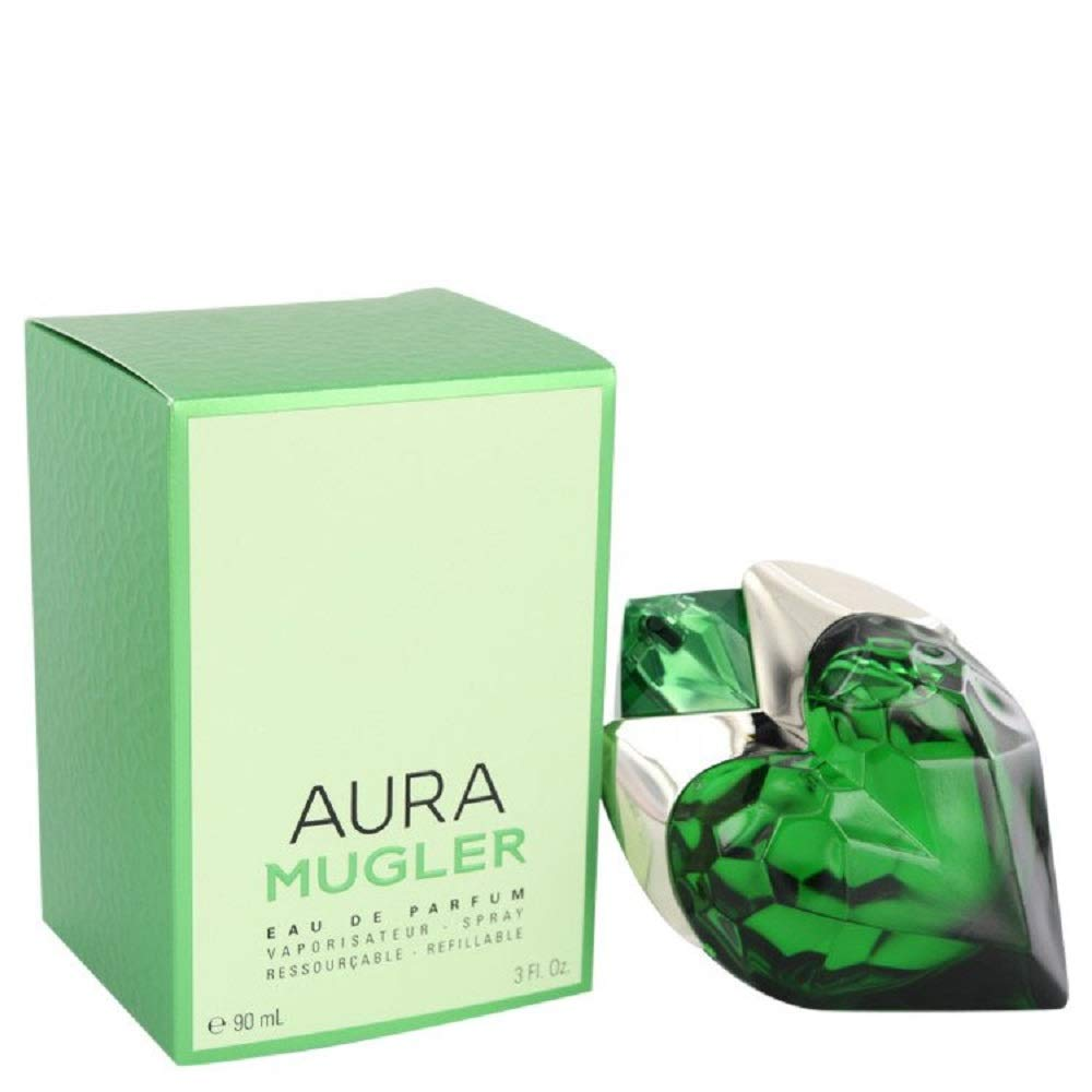 Thïerry Mügler Aűra Perfůme For Women 3 oz Eau De Parfum Spray Refillable
