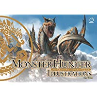 Deals on Monster Hunter Illustrations Hardcover