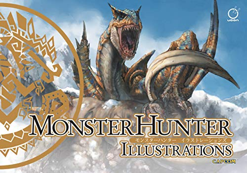 Price comparison product image Monster Hunter Illustrations