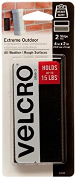 VELCRO Strips Industrial Strength Fasteners Extreme Outdoor Weather Conditions