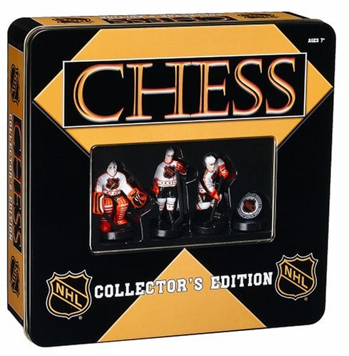 - NHL Chess in a Tin