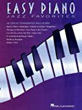 Easy Piano Jazz Favorites, , 0793593298