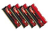 quad ddr3 2400mhz - 16GB G.Skill DDR3 PC3-19200 2400MHz Trident X Series CL10 (10-12-12-31) Quad Channel kit