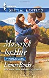Maverick for Hire, Leanne Banks, 0373658354