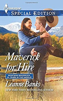 Maverick for Hire 0373658354 Book Cover