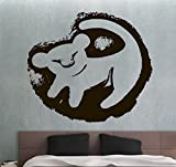 The Lion King Wall Sticker Wall Vinyl Decal Movie Sticker Home Decoration Home Interior Living Room Decor Wall Art 13yhn