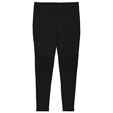 ef3077ff1c6e3 Forever 21 Black Skinny Leggings Pant For Women: Amazon.ae