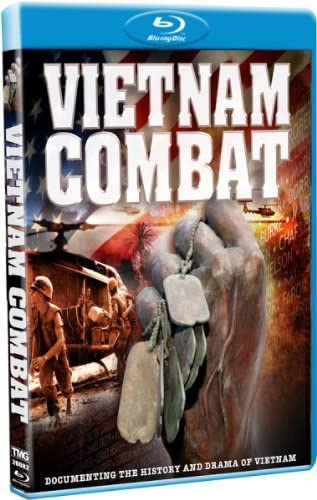 Vietnam Combat [Blu-ray] [Import]
