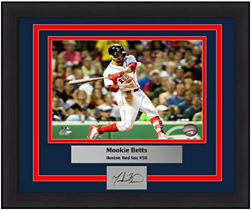 (Red Sox Mookie Betts 8
