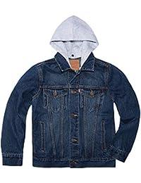 Boys Denim Trucker Jacket