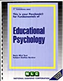 Educational Psychology 9780837374178
