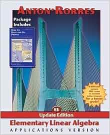 Elementary Linear Algebra, 11th Edition by Chris Rorres, Howard Anton